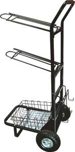 Abetta Saddle Dolly-Rack System