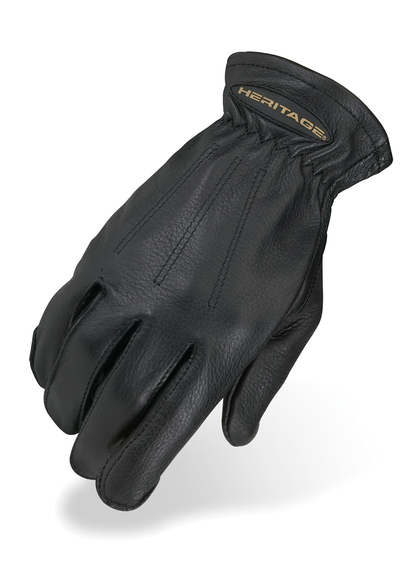 Heritage Deerskin Winter Trail Glove
