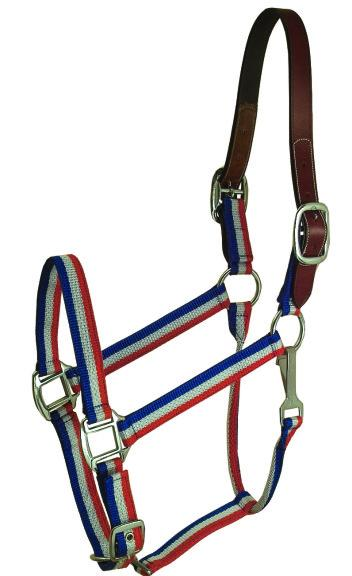 Gatsby Nylon Breakaway Halter with Snap