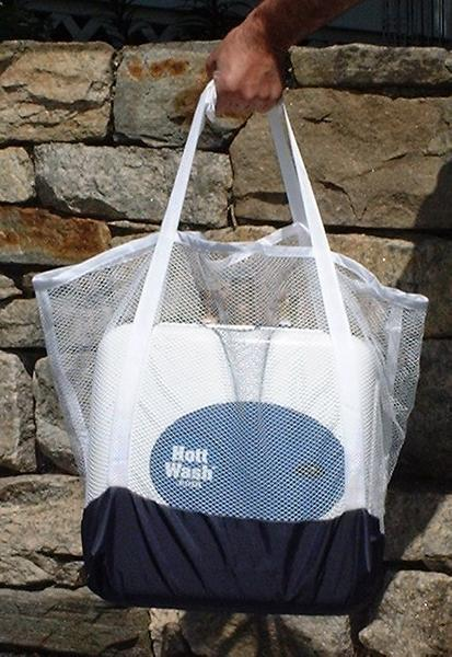 Hott Wash Tote Bag