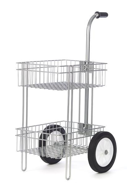 Rolling Basket Cart