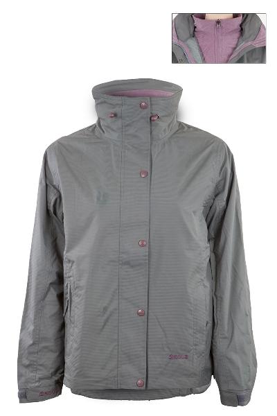 EOUS Keswick Ladies' 5-in-1 Waterproof & Breathable Jacket
