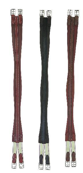 Perri's Leather Contour Girth
