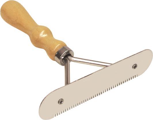 Abetta Scotch Iron Comb