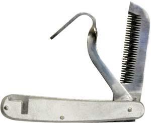 Abetta Thinning Blade/Hoof Pick Tool