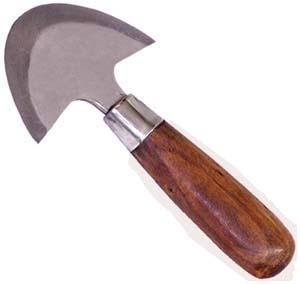 Abetta Round Knife