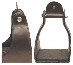 Abetta Leather Trail Stirrups
