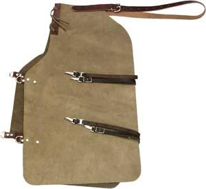 Abetta Leather Farrier Apron