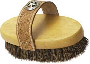 Abetta Deluxe Cowboy Brush