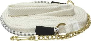 Abetta Cotton Lunge Line with Bungee And Chain