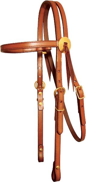 Tex Tan Browband Headstall
