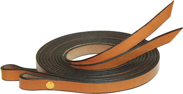 Tex Tan Leather Split Reins