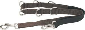 Abetta Side Reins Stainless Steel Snaps