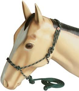 Abetta Tied Rite Mountain Halter