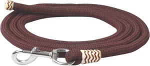 Abetta Nylon Lead with Rawhide Knot