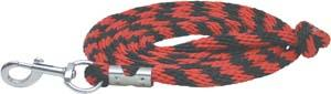 Abetta Round Nylon Lead with Chromed Snap