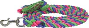 Abetta 9' Soft Twisted Tri-Color Lead