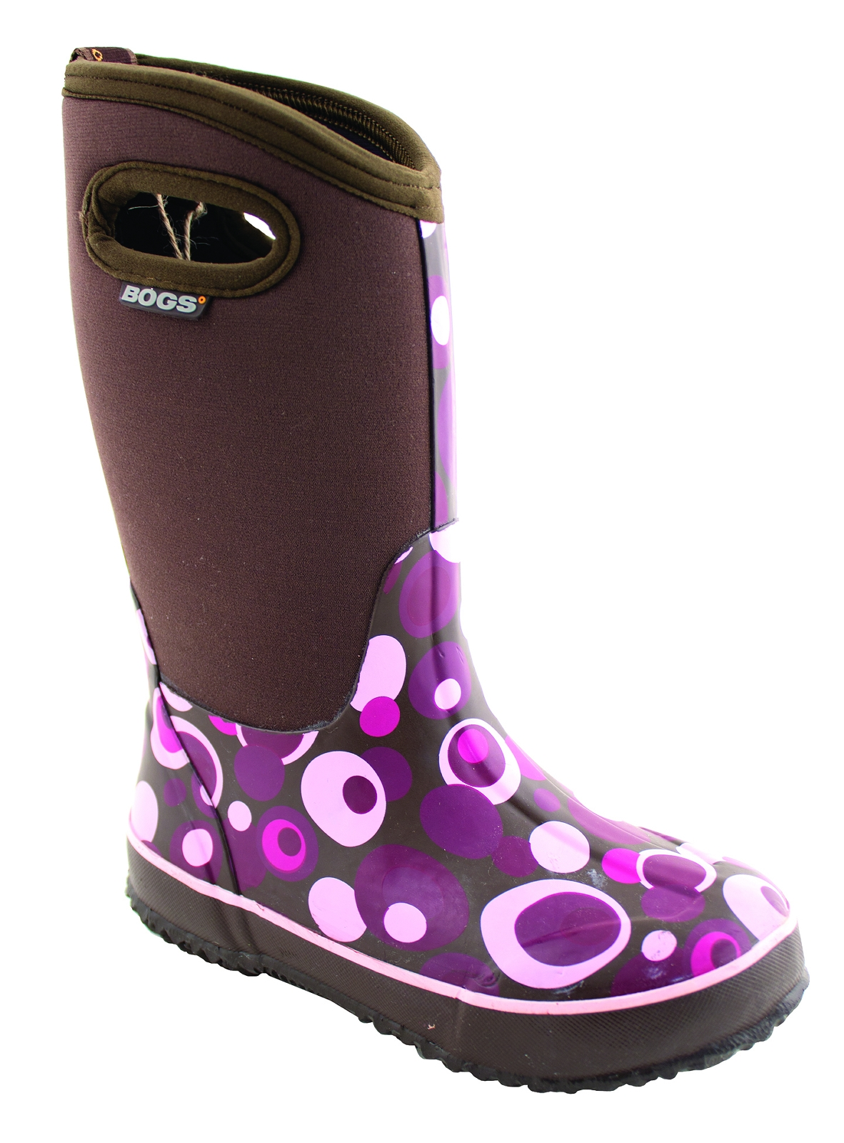 Bogs Kids Classic Boots Dots