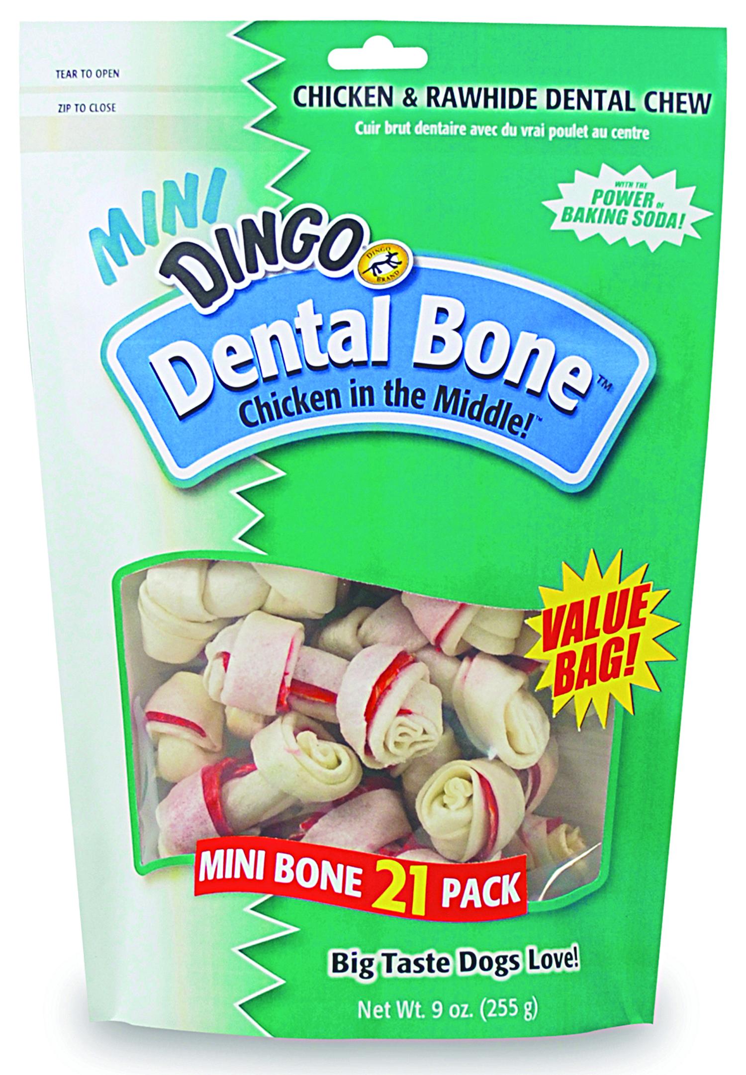 Dingo Dental Mini Value Pack Treat