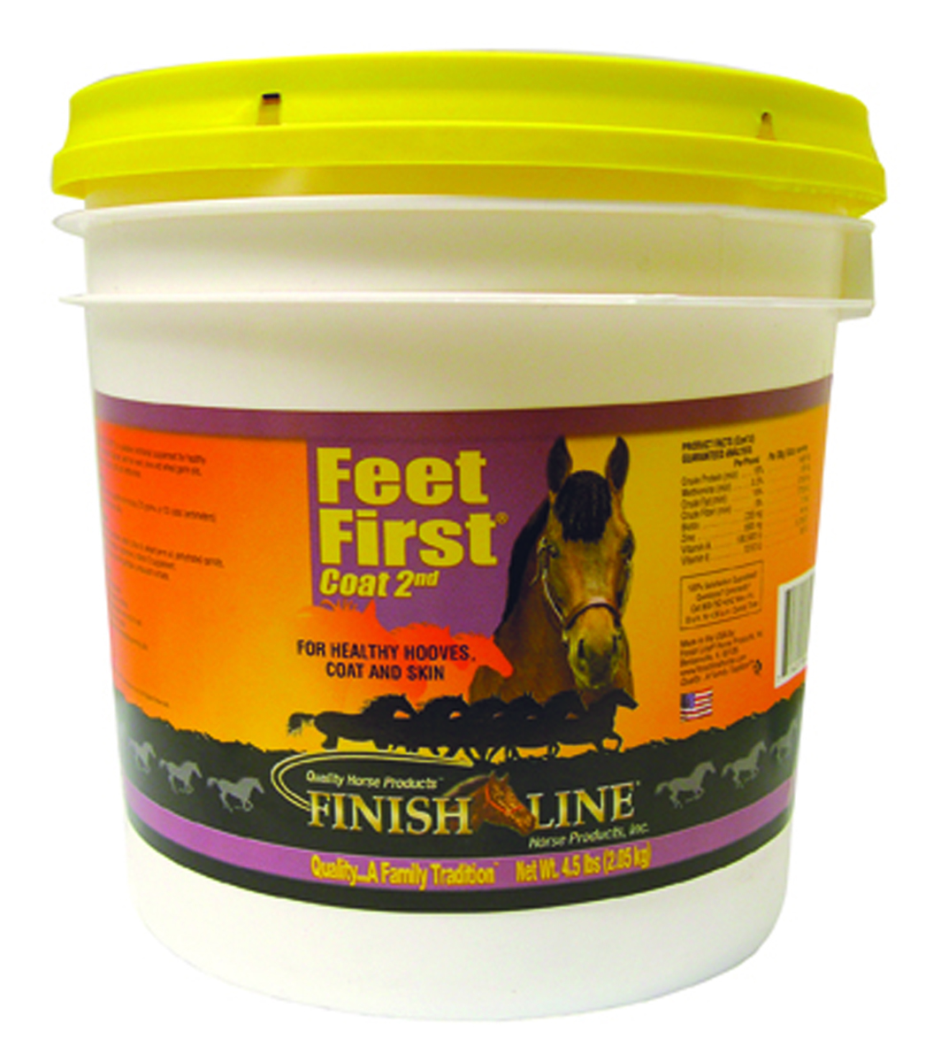 Finish Line Feet First Hoof N Coat