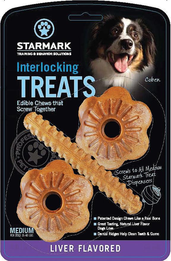 Starmark Interlocking Treat