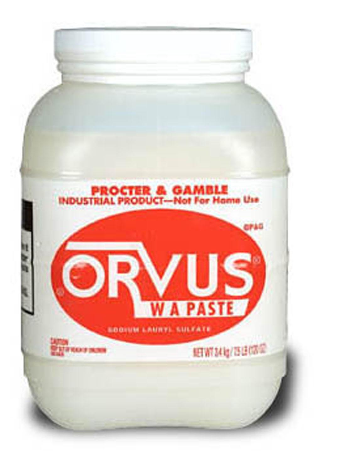 Orvus W A Paste