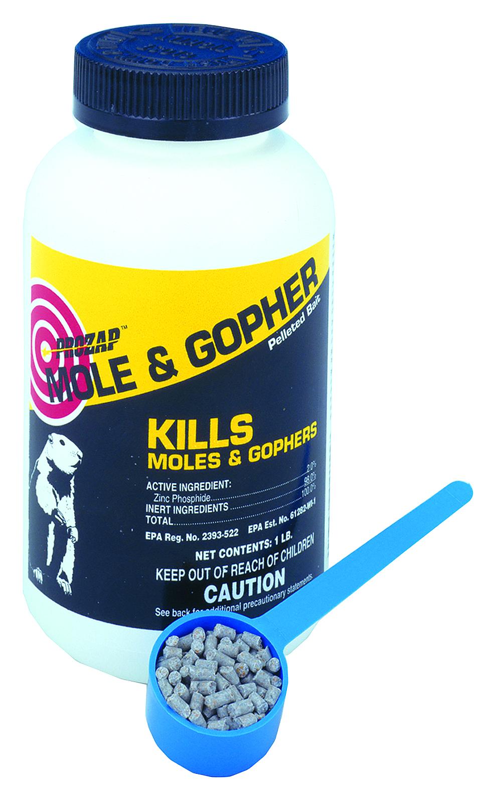 Prozap Zinc Phosphide Mole Plt