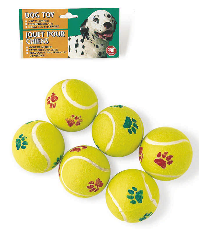 Tennis Ball Value Pack - 6 Pack