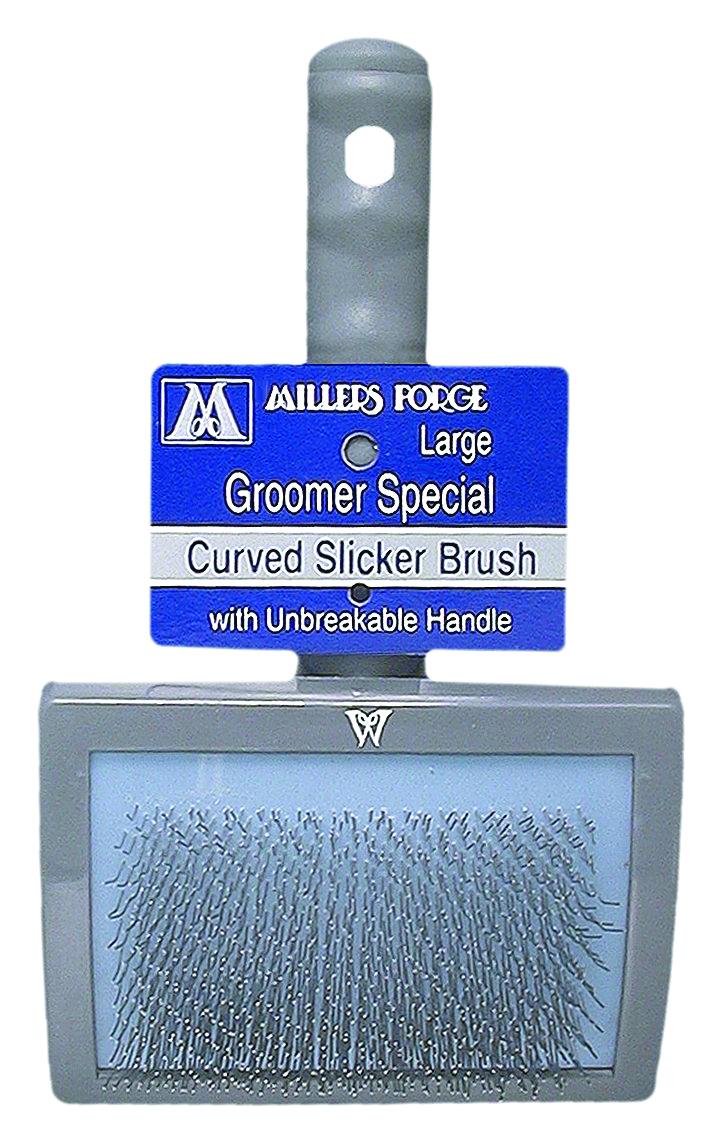Curved Slicker Brush