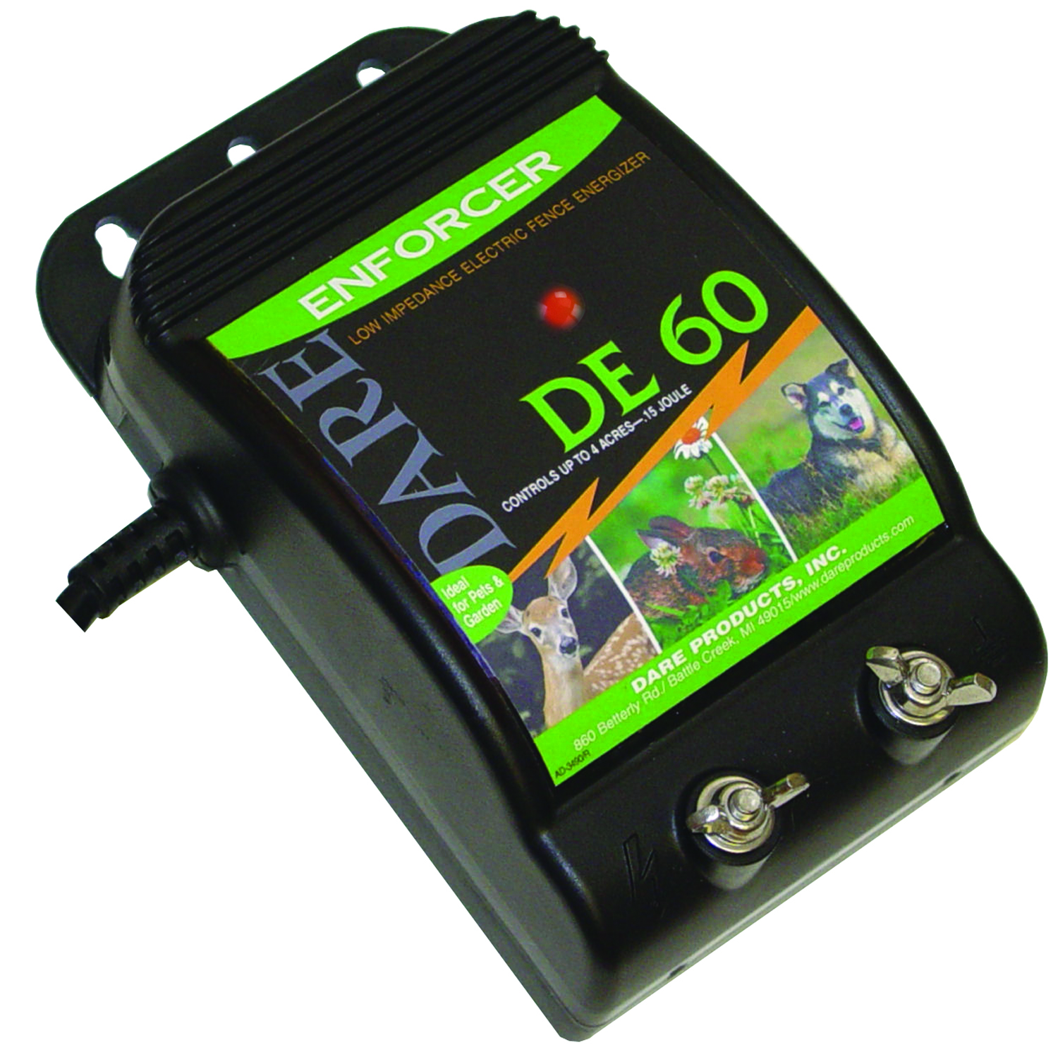 Dare Electric Fence Controller