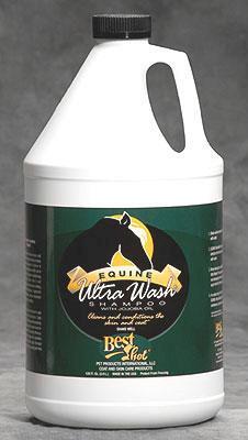 Best Shot Equine Ultra Wash Shampoo