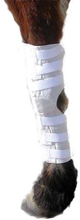 TAPEless Knee Dressing Holder