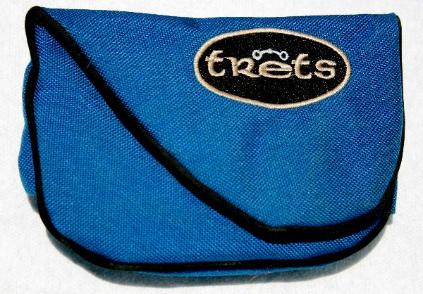 Woofhoof TRETS Reward Pouch with Horse Bit Motif