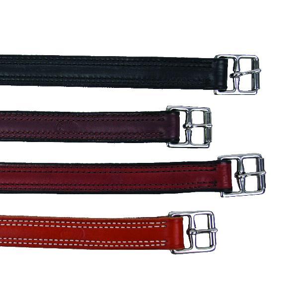 Nunn Finer Nylon Center 1'' Stirrup Leather