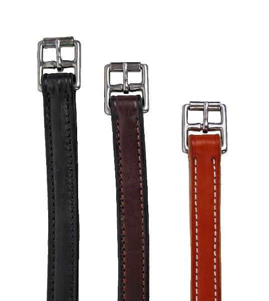 Nunn Finer Nylon Center 3/4'' Stirrup Leather