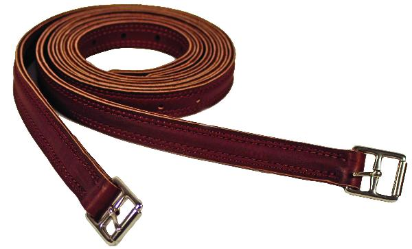 Nunn Finer Flexible Nylon Centered Stirrup Leathers