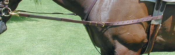 Nunn Finer Nylon with Elastic Side Rein