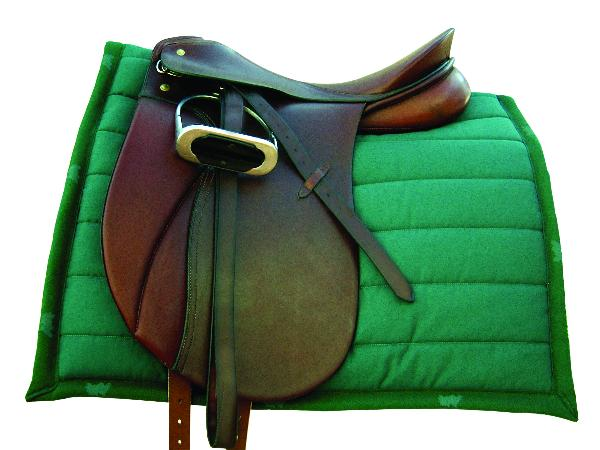 PolyPads Plus One Saddle Pad - Dressage