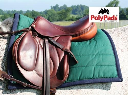 PolyPads Single Saddle Pad - All-Purpose