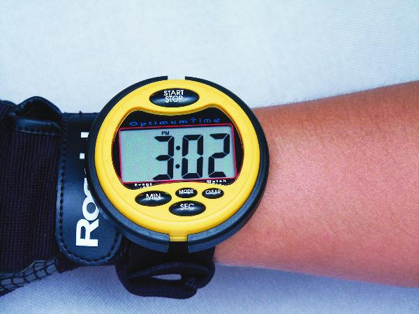 Optimum Time Watch Batteries
