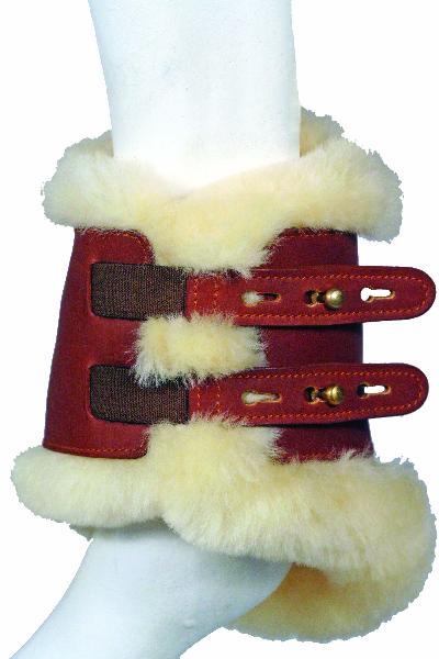 Nunn Finer Sheepskin Ankle Boot