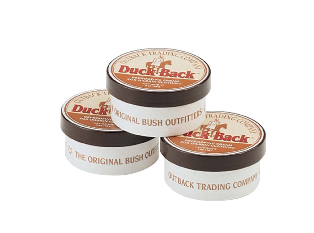 Outback Oilskin Duckback Dressing