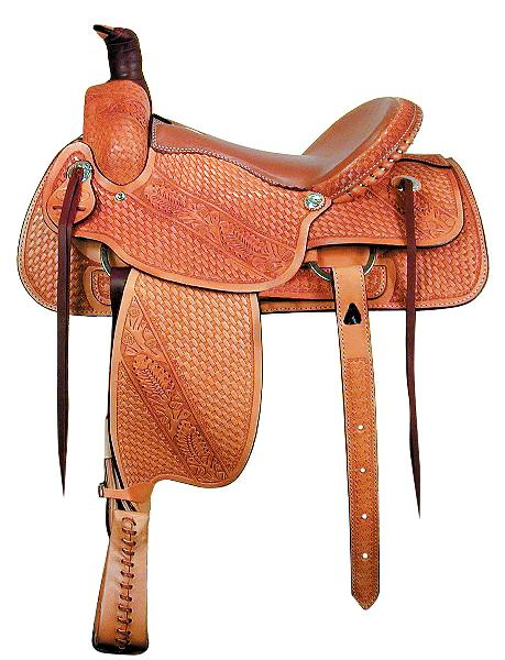 Dakota Saddlery Roper Saddle