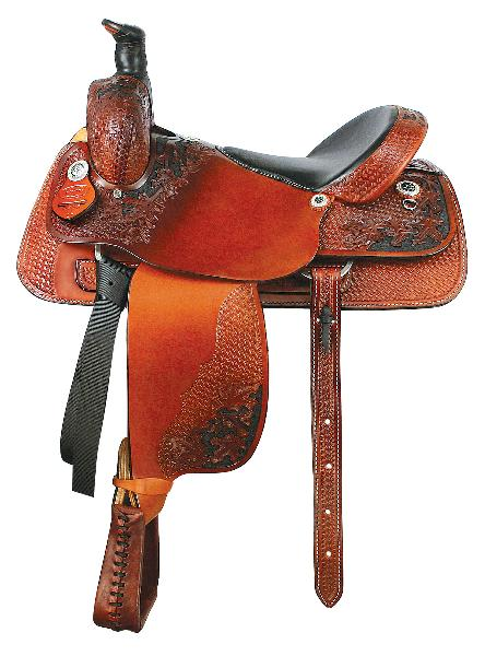 Dakota Saddlery Penner Roper Saddle