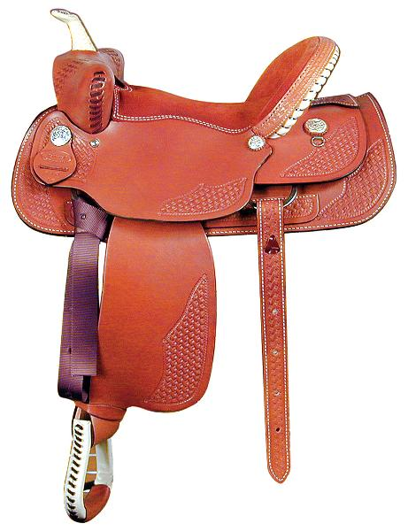 Dakota Saddlery Penner Saddle