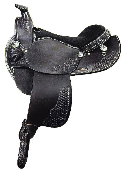 Dakota Saddlery Arabian Saddle