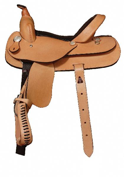Dakota Saddlery Youth All Around Saddle