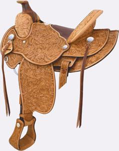 Billy Cook Saddlery High Desert Saddle