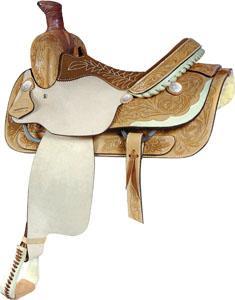 Billy Cook Saddlery Lady Slickout Roper Saddle