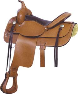 Billy Cook Saddlery Texas Trail Rider Saddle